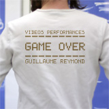 GAME OVER | Guillaume Reymond | video performance