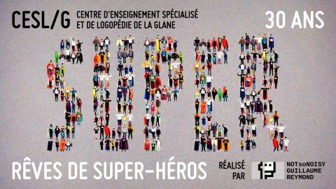 Rêves de Super-Héros