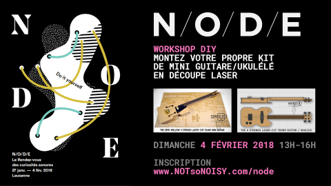 Workshop au festival N/O/D/E