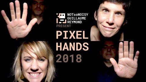 Pixel Hands 2018