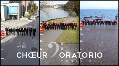 Joue avec le Chœur d'Oratorio de Montreux