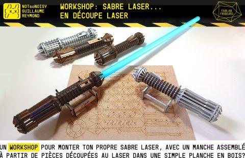 Intérêt pour un workshop SABRE LASER