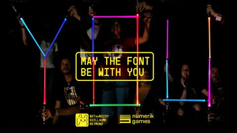 May the font be with you