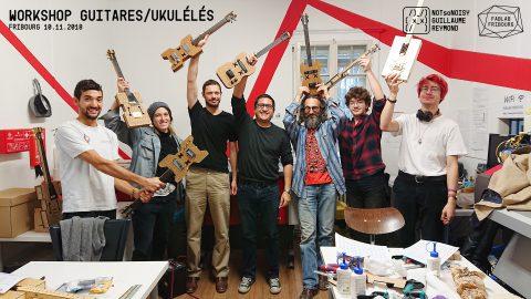 workshop Guitare/Ukulélé