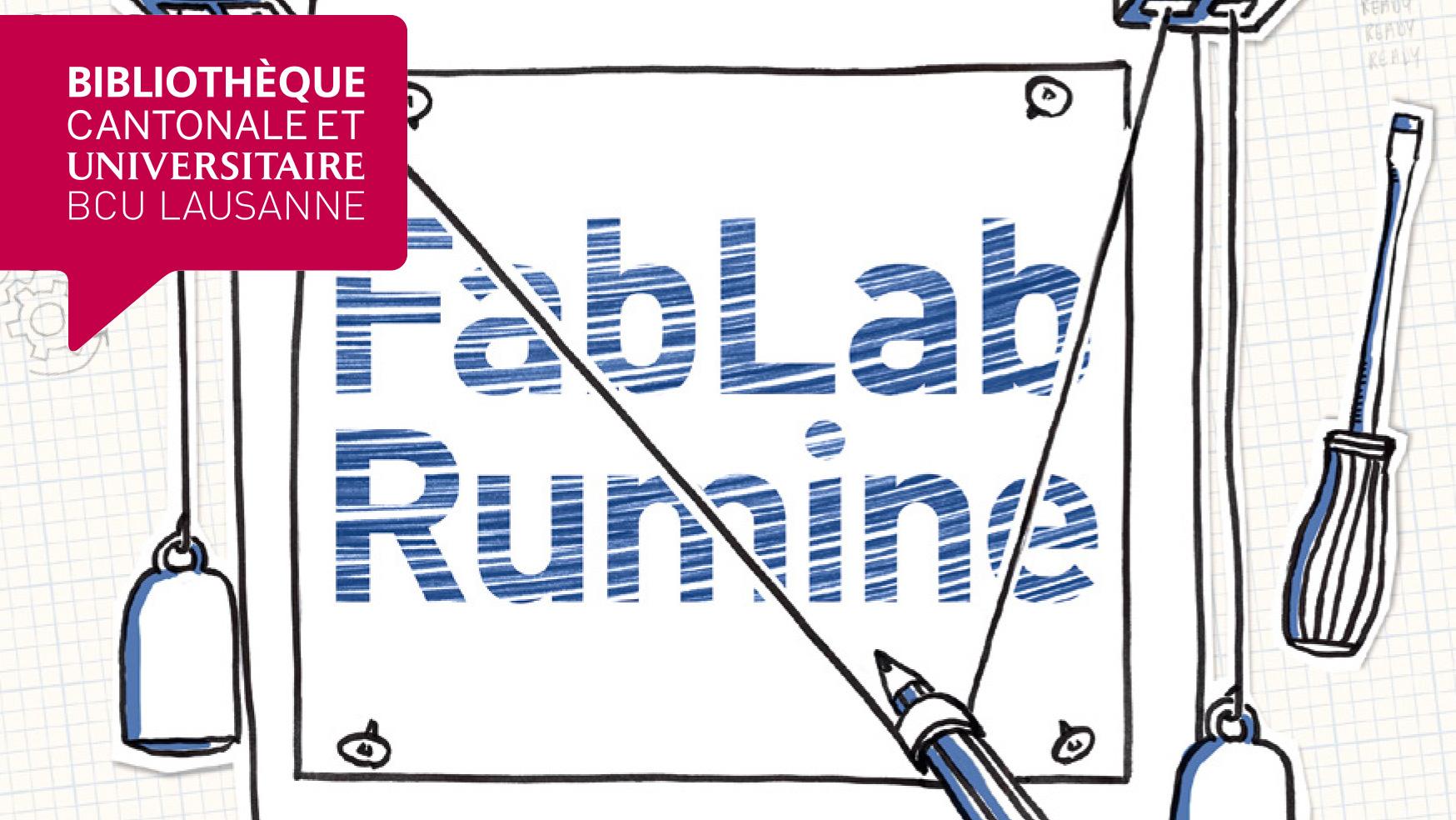 Atelier Fablab Rumine