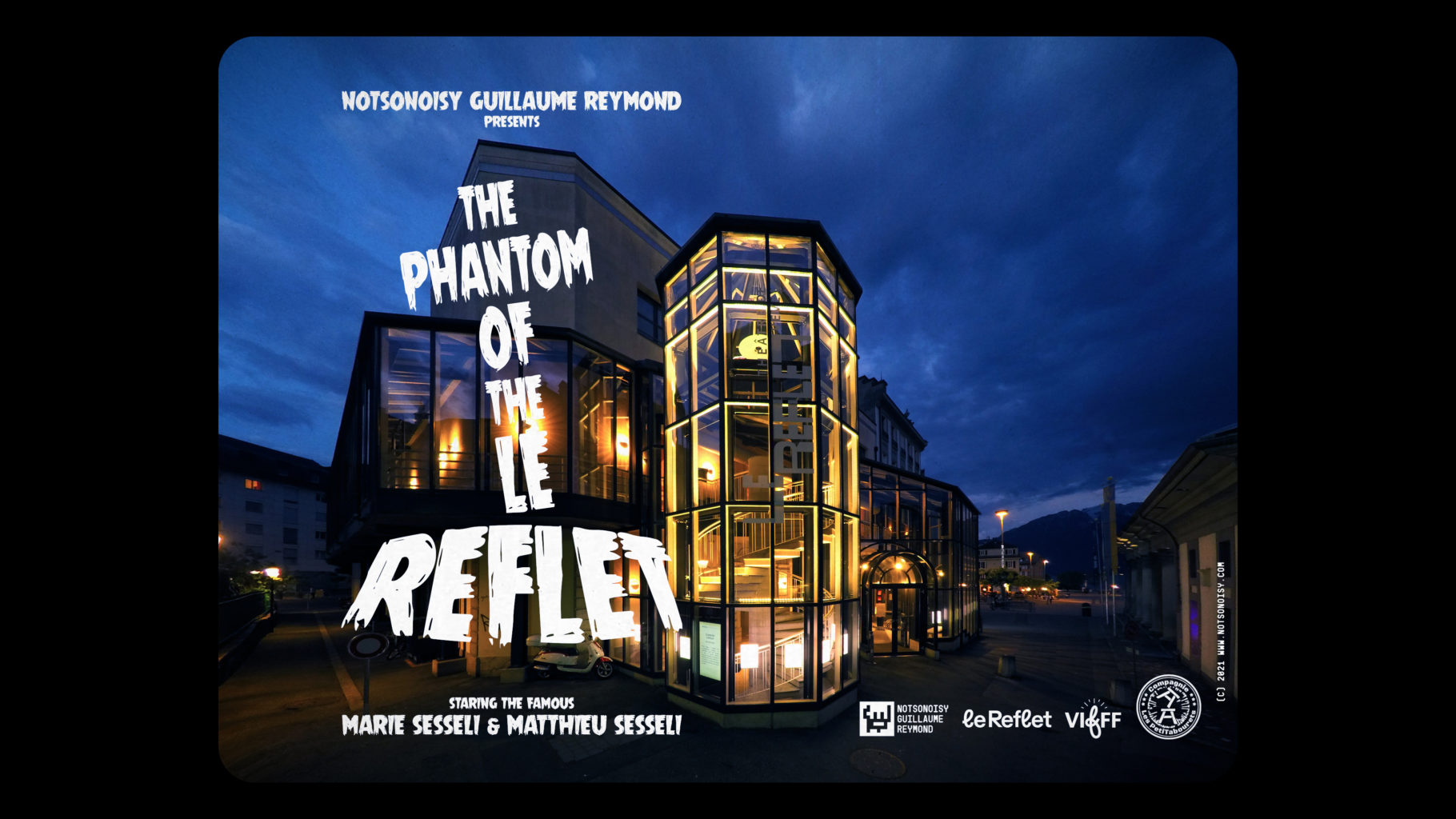 The Phantom Of The Le Reflet